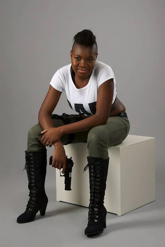 Felicia Massamba