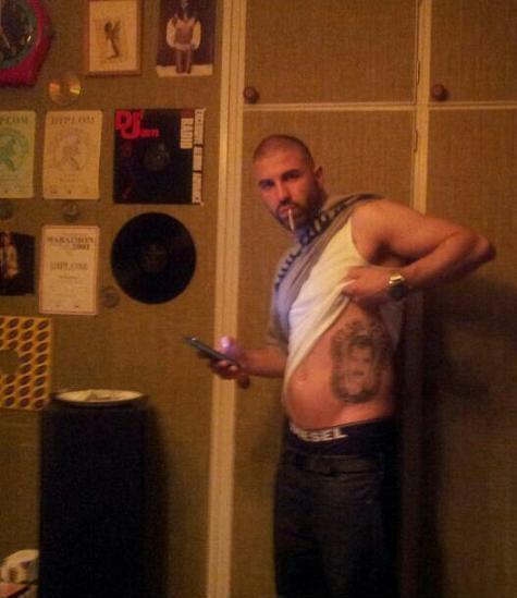 S.O.B. @ the DJ Jens studios