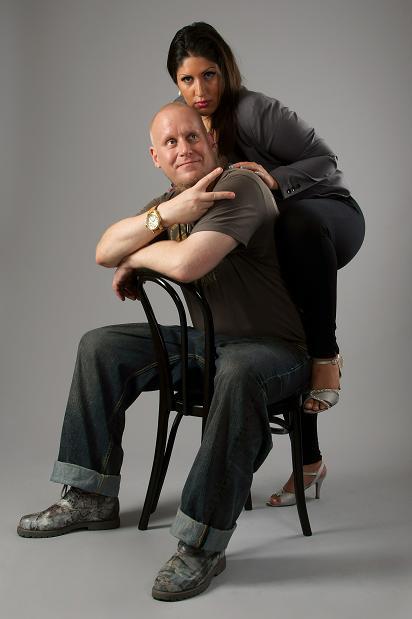 DJ Jens & Veronica Gomez Araus