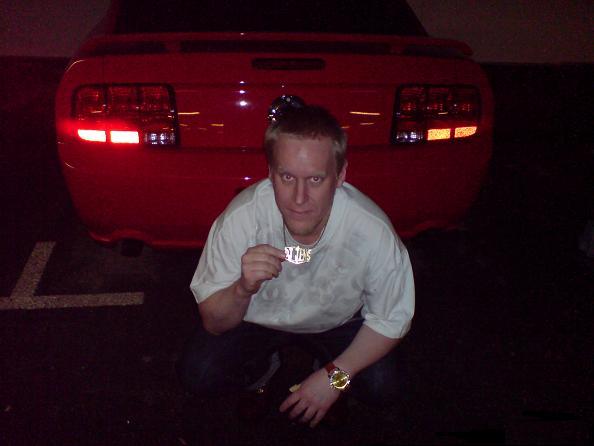 DJ Jens aka #BlodSugare