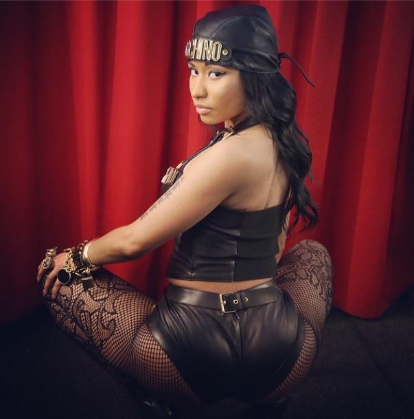 Nicki Minaj Moschino Jeremy Scott 1