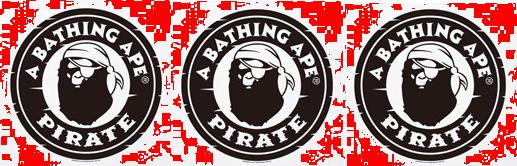 Bape Pirate
