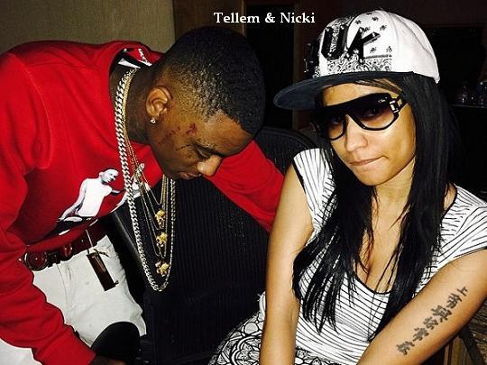 Nicki minaj dating soulja boy