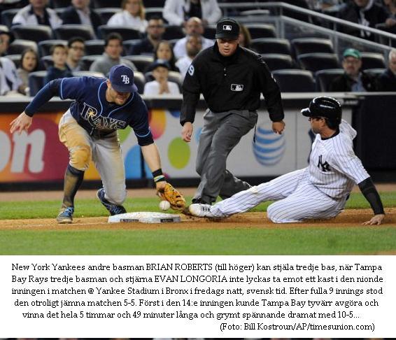 Rays 10 @ Yankees 5 in 14 innings 20140502