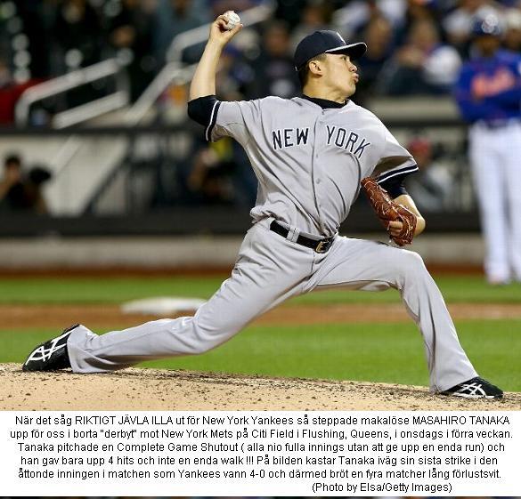 Tanaka ShutOut Mets 20140514