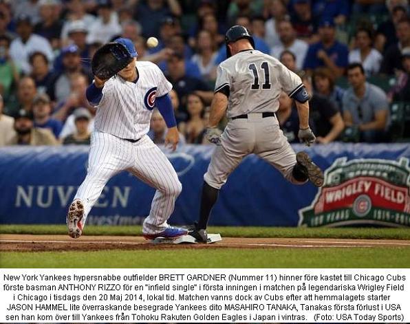 Yankees @ Cubs 20140520