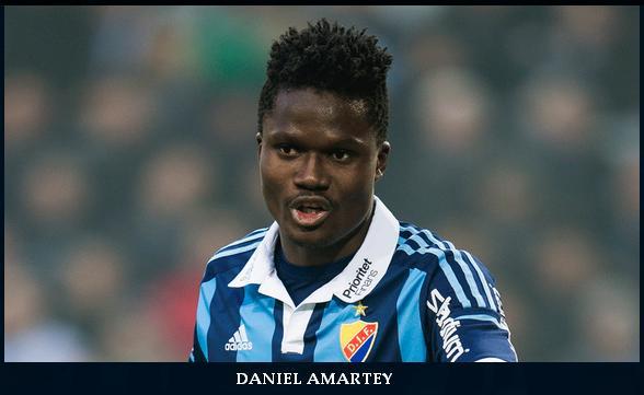 Daniel Amartey