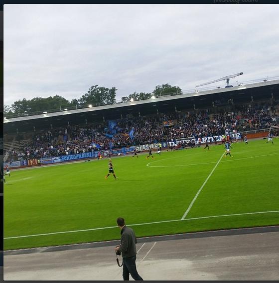 DIF - Midtjylland 0-2 b