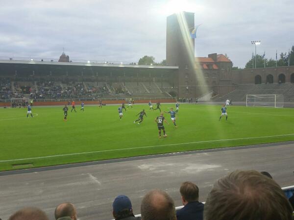 DIF - Midtjylland 0-2 c