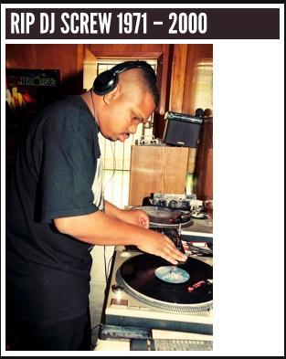 DJ SCREW RIP