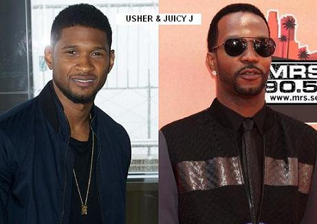 Usher - Juicy J