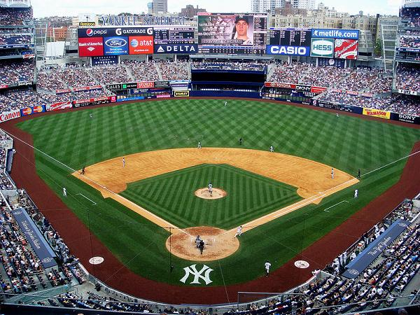 Yankee Stadium i Bronx, New York City