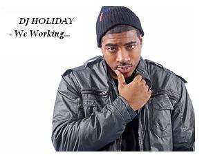 DJ Holiday