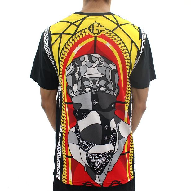 Crooks&Castles Pope Back