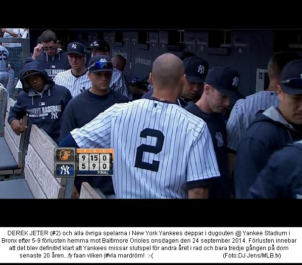 No Postseason 2014 Yankees 140924 wednesday