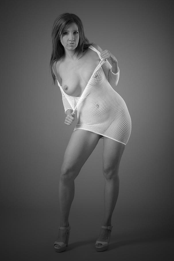 Tess Orion B&W 5