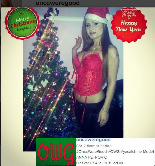 Anna P Merry Christmas