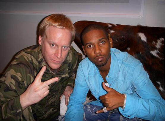 DJ Jens & Juelz Santana - Photo by DJ Fort Knox