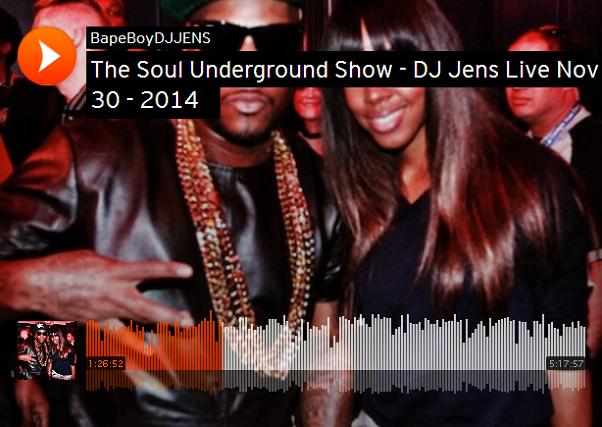DJ Jens Live 20141130 SoundCloud