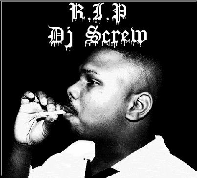 DJ SCREW RIP