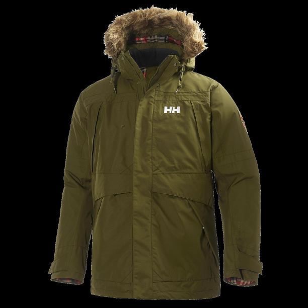 The Coastal Parka by Helly Hansen