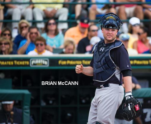 Brian McCann C