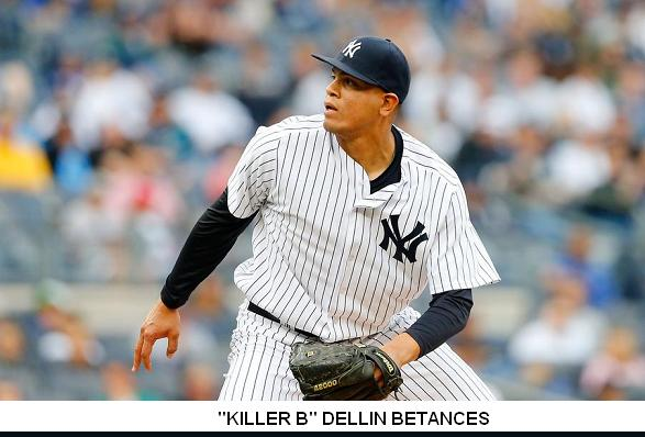 Killer B Dellin Betances