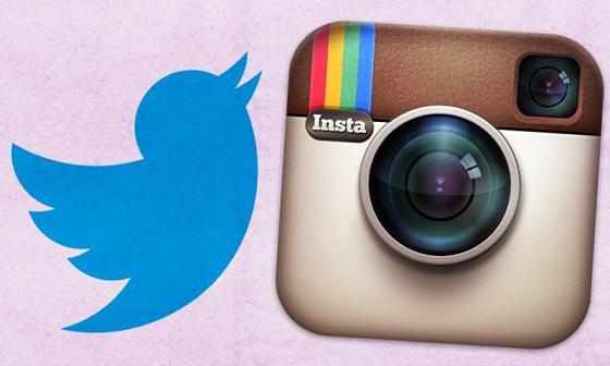 insta twitter