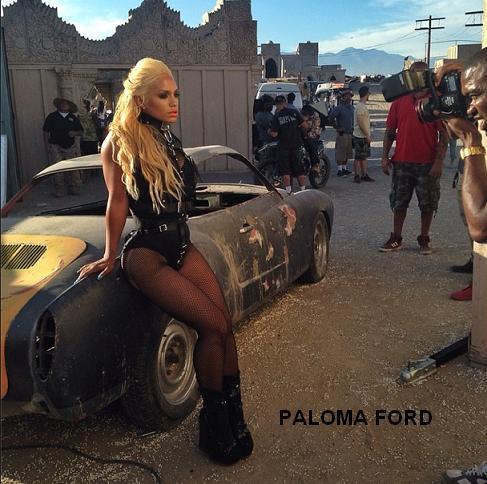 Paloma Ford