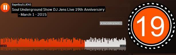 SU #19 Anniversary