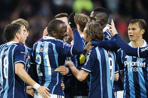 Fotboll, Allsvenskan, Djurgården - Falkenberg