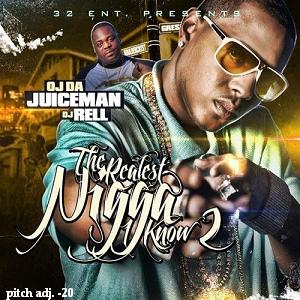 OJ Da Juiceman & DJ Rell Mixtape 2015 pitch adj. -20