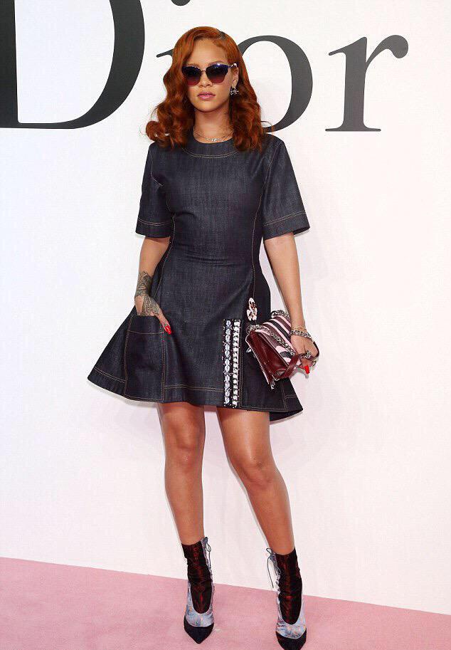Rihanna - Dior - 2015 - 2016- 1