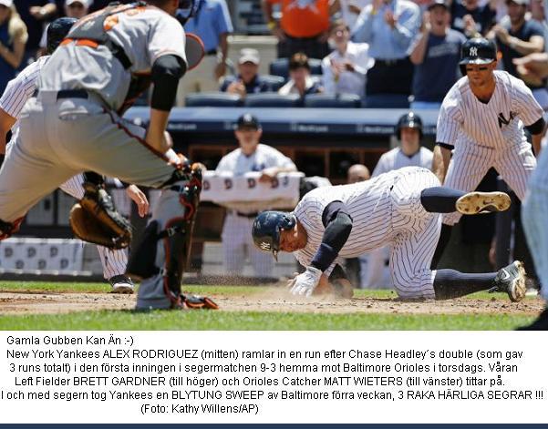 Yankees-Orioles 9-3 20150723