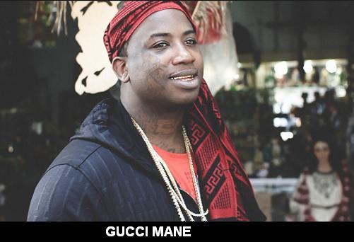 Gucci Mane aka Guwop aka Burr