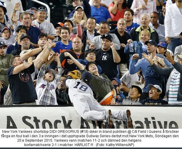 Didi dives @ Mets 20150920