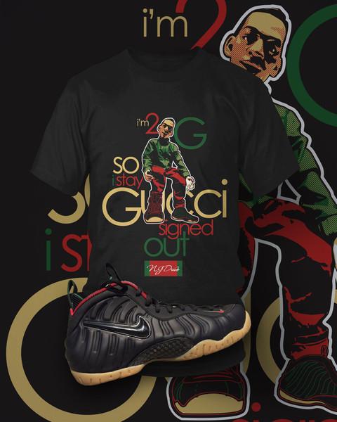 NJ Drive Lil Gucci Tee