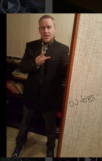 DJ Jens fubu & kostym