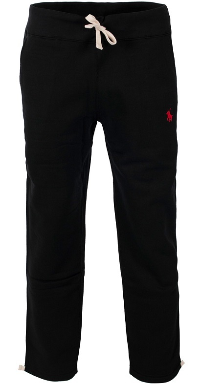 Classic Athletic Pant Polo Black