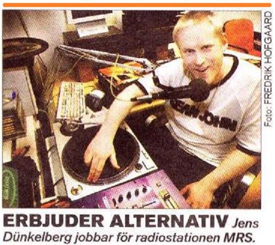 DJ JENS @ MRS 90.5 FM