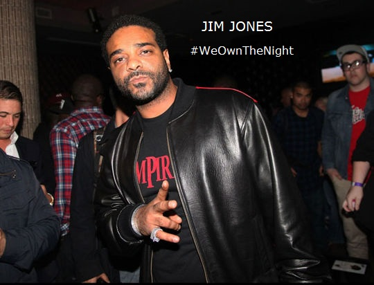 Jim Jones #WeOwnTheNight