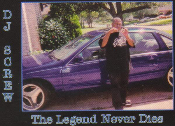 DJ Screw Legend Slow