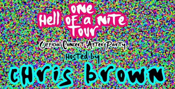 Chris Brown After Party