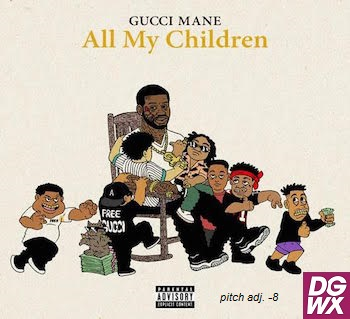 Gucci Mane Children