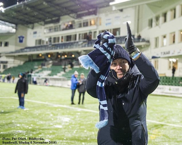 Fotboll, Allsvenskan, Sundsvall - Djurgården